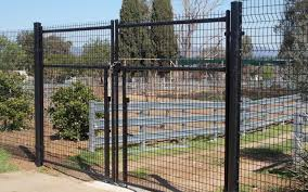Security Gates Secure Fence Products And Systems By Protective Fencing