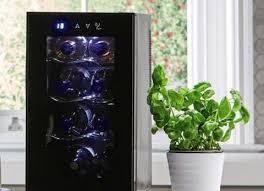 bubbles cool with aldi s new wine fridge