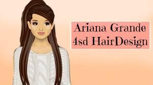 ariana grande 4 stardollars hair design
