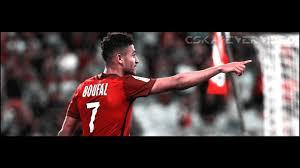 Sofiane Boufal /7/ OSC Lille ▻ Skills Dribbling Assists Goals /4K ...