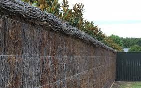 Brush Fencing Contractors Mornington Peninsula Brush Fencing Installation