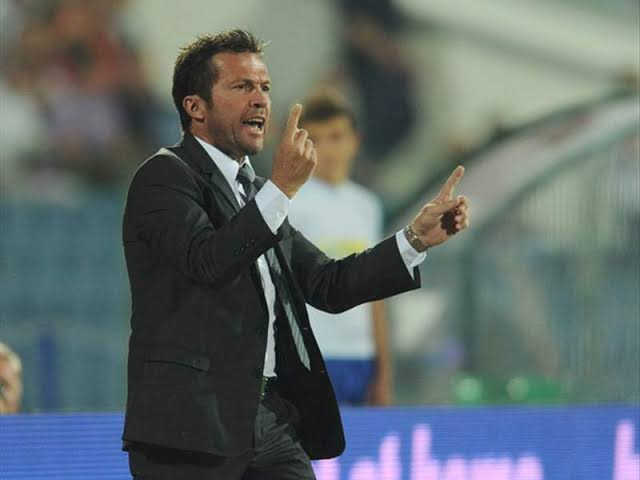 Image result for Lothar Matthaus coach""