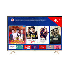 Smart Tivi Asanzo 40 inch model 40VS6 (Voive Search 2018)