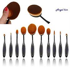 angel kiss best makeup brushes set