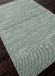 classic wool silk rug sea foam green