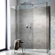 sliding shower screen cerasa fixed