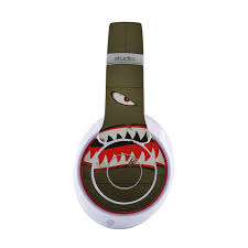 Skin For Beats Studio 3 Wireless Usaf Shark By Us Air Force Sticker Decal Ebay