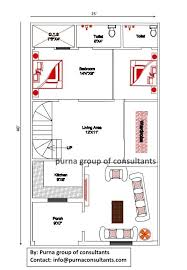 south facing house plan with estimates