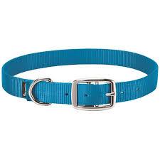 weaver leather blue goat collar 35