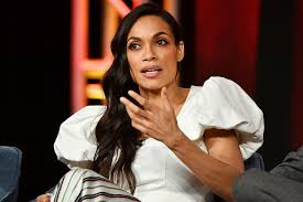 Rosario Dawson comes out as part of the ...