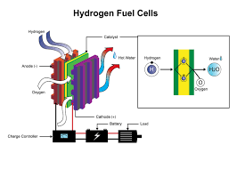 hydrogen fuel cell overview of where