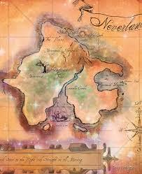 Neverland Map Ipad Case Skin By Sophersgreen Redbubble