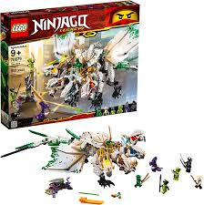 Amazon.com: LEGO NINJAGO Legacy The Ultra Dragon 70679 Building Kit (951  Pieces): Toys & Games