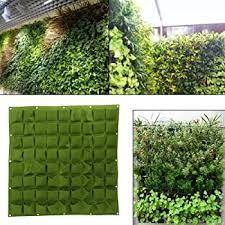 florafelt 12 pocket living wall