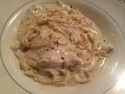 Delicious chicken alfredo! - Picture of Bella Vita, Johnson City ...
