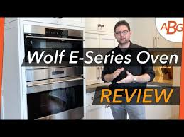 wolf e series oven is a true workhorse
