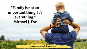 family quotes sayings captions messages love