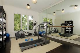 fascinating home gym design ideas to