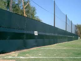Tennis Windscreen Mesh Screen
