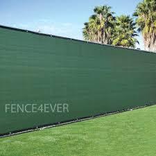 6x50 Black Sun Shade Screen Mesh 83 Shade Chain Link Fence Mesh 5 Ft 8 In X 49 Ft 3 In Green Fence Shade Screen Lawn Garden