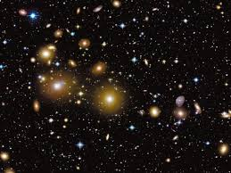 Resultado de imagen de Aupercumulo de galaxias