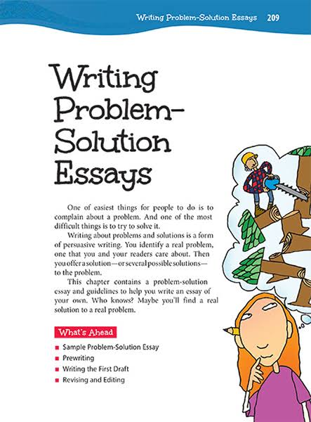 """Image result for How to write a problem solution essay"""""""