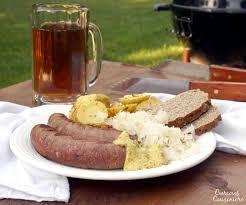 homemade bratwurst curious cuisiniere