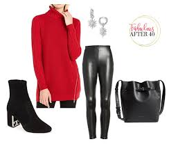 look lovely in leather pants here s how
