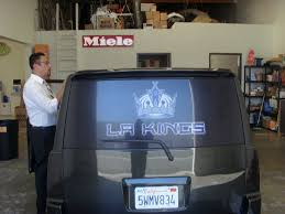 La Kings Fans Become A Branded Fleet Los Angeles Ca
