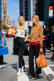 Selby Drummond and Virginia Smith - STYLE DU MONDE   Street Style ...