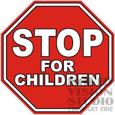 10 Stop For Children Ice Cream Truck Cart Concession Trailer Sign Sticker Decal Ice Cream Truck Sticker Sign Ice Cream Cart
