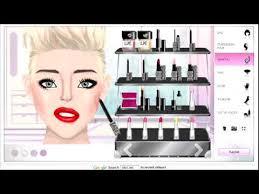 miley cyrus makeup tutorial stardoll by