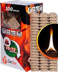 com fire starter squares