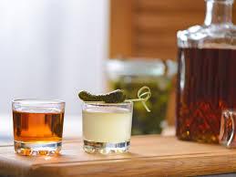 pickleback shot with jameson recipe