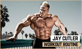 jay cutler s workout routine t