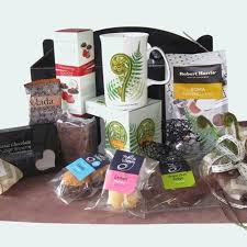 coffee themed gift box gift baskets