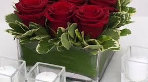 صور بوكيه ورد احمر طبيعي حب