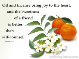 bible verses about friendship kjv