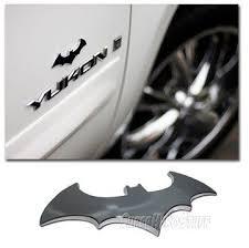 Batman Metal Symbol Adhesive Car Emblem Batman Metal Batman Love Batman