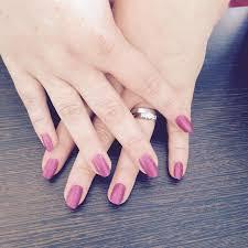 super sparkly sac nails beautiful