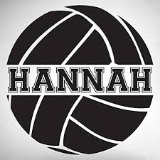 Amazon Com Custom Volleyball Wall Decal 0058 Personalized Volleyball Wall Decal Volleyball Theme Wall Decal Girls Room Vinyl Lettering Custom Name Handmade