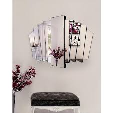 modern mirror wall art home decor