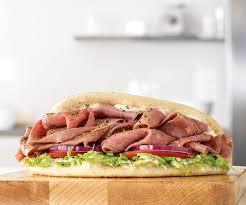 arby s roast beef gyro