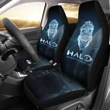 The Master Chief Collection Halo Car Seat Covers Lt04 Wearwanta Cw6112
