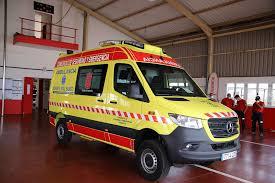 El Consorcio de Seguridad y Emergencias de Lanzarote adquiere una ambulancia  de soporte vital básico destinada a los servicios de la COVID-19    MassCultura