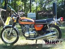 1975 honda cb 550 ss specifications and
