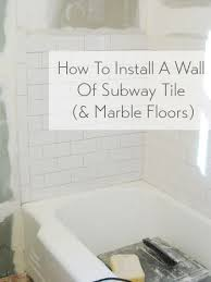 shower marble floor tiles