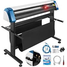 53 Vinyl Cutter Plotter Cutting Laser Plotter Contour Cut Graphics Ad Vevor Us