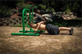 stamina outdoor fitness multi station