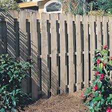 Unbranded 5 8 In X 4 In X 6 Ft Pressure Treated Pine Dog Ear Fence Picket 0200150 The Home Depot